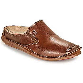 Topánky Muži Šľapky Fluchos NAUTILUS Hnedá