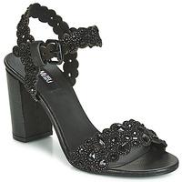 Topánky Ženy Sandále Mimmu 567Z14 Čierna