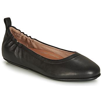 Topánky Ženy Balerínky a babies FitFlop Allegro Čierna