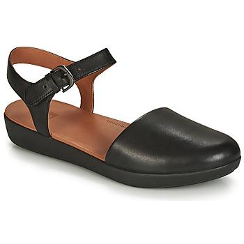 Topánky Ženy Sandále FitFlop COVA II Čierna