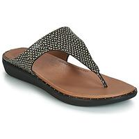 Topánky Ženy Sandále FitFlop BANDA II DOTTED-SNAKE Telová / Snake