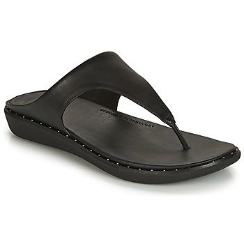 Topánky Ženy Žabky FitFlop BANDA II Čierna