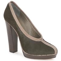 Topánky Ženy Lodičky Kallisté ESCARPIN 5949 Vojenská zelená