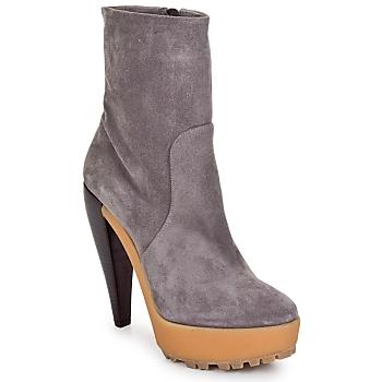 Topánky Ženy Čižmičky Kallisté BOTTINE 5959 Peltro