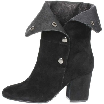 Topánky Ženy Čižmičky Luciano Barachini BB245A Black