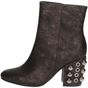 Topánky Ženy Čižmičky Luciano Barachini BB242U Bronze