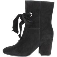 Topánky Ženy Čižmičky Luciano Barachini BB241A Black