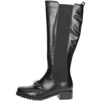 Topánky Ženy Čižmy do mesta Braccialini TA39 Black