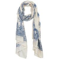 Textilné doplnky Ženy Šále, štóle a šatky André BISOU Modrá