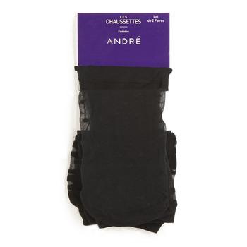 Doplnky Ženy Ponožky André PERDRIX Čierna