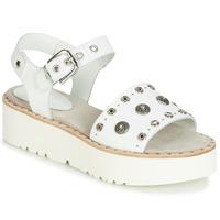 Topánky Ženy Sandále Fru.it 5435-476 Biela