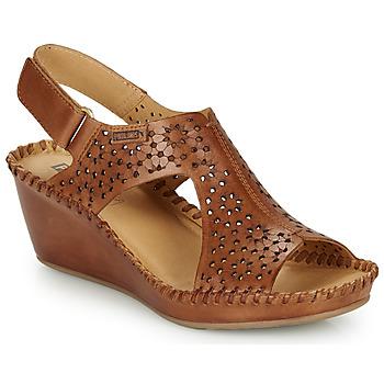 Topánky Ženy Sandále Pikolinos MARGARITA 943 Hnedá