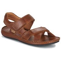 Topánky Muži Sandále Pikolinos TARIFA 06J Ťavia hnedá