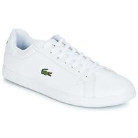 Topánky Muži Nízke tenisky Lacoste GRADUATE BL 1 Biela