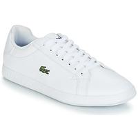 Topánky Ženy Nízke tenisky Lacoste GRADUATE BL 1 Biela