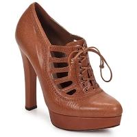 Topánky Ženy Nízke čižmy Sebastian AYCU Hnedá