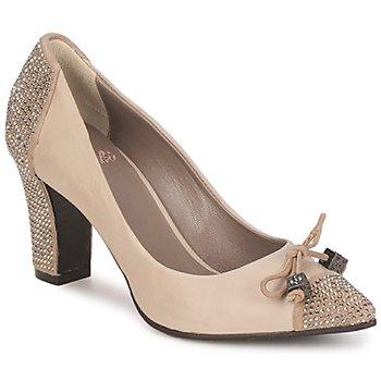 Topánky Ženy Lodičky Fabi PASQUA Béžová