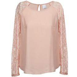Oblečenie Ženy Blúzky Vero Moda REAL Ružová