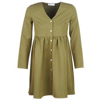 Oblečenie Ženy Krátke šaty Betty London J.PRETTY TIME Kaki