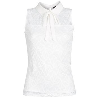 Oblečenie Ženy Blúzky Morgan DINCO Biela