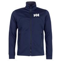 Oblečenie Muži Flísové mikiny Helly Hansen HP FLEECE JACKET Námornícka modrá
