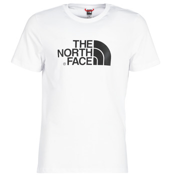 Oblečenie Muži Tričká s krátkym rukávom The North Face MEN'S S/S EASY TEE Biela