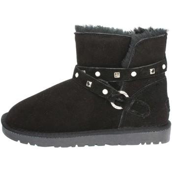Topánky Ženy Snehule  Pregunta PL3358PL 001 Black