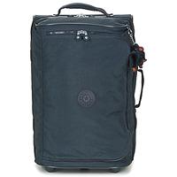 Tašky Pružné cestovné kufre Kipling TEAGAN S Námornícka modrá