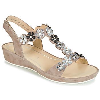 Topánky Ženy Sandále Ara CAP-HS Hnedá