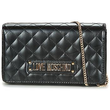 Tašky Ženy Tašky cez rameno Love Moschino JC4118PP17 Čierna