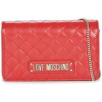 Tašky Ženy Tašky cez rameno Love Moschino JC4118PP17 Červená