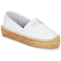 Topánky Ženy Espadrilky Love Moschino JA10163G07 Biela