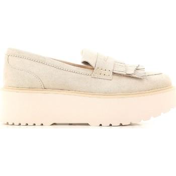 Topánky Ženy Mokasíny Hogan HXW3550AF10CR0M024 beige
