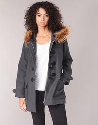 Oblečenie Ženy Kabáty Casual Attitude HAIELL Šedá
