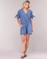 Oblečenie Ženy Módne overaly Molly Bracken MOLLIOTETTE Modrá