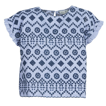 Oblečenie Ženy Blúzky Molly Bracken MOLLIUTE Námornícka modrá