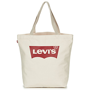 Tašky Ženy Veľké nákupné tašky  Levi's Batwing Tote W Krémová
