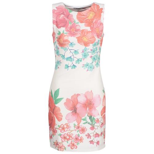 Oblečenie Ženy Krátke šaty Desigual YAQUEL Biela
