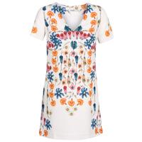 Oblečenie Ženy Krátke šaty Desigual CORK Biela