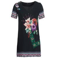 Oblečenie Ženy Krátke šaty Desigual BARTA Čierna