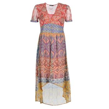 Oblečenie Ženy Dlhé šaty Desigual NANA Viacfarebná