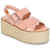 Topánky Ženy Sandále Coolway CECIL Ružová