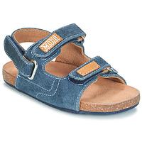 Topánky Chlapci Sandále Mod'8 KORTIS Modrá / Jean