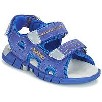 Topánky Chlapci Športové sandále Mod'8 TRIBATH Modrá