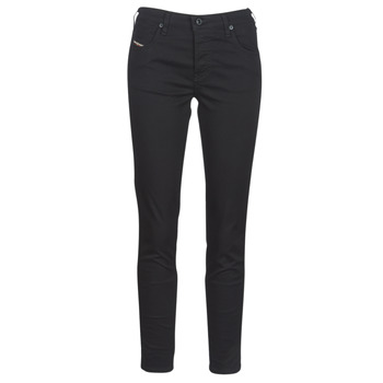 Oblečenie Ženy Džínsy Slim Diesel BABHILA Čierna