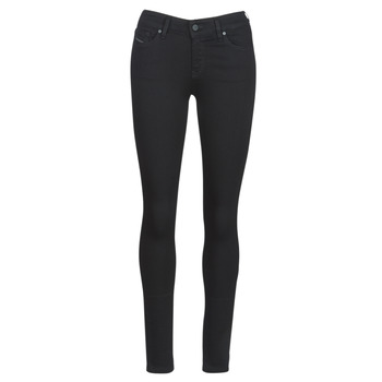 Oblečenie Ženy Džínsy Slim Diesel SLANDY Čierna