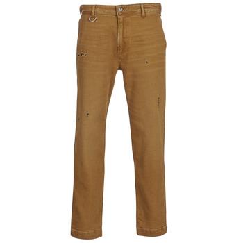 Oblečenie Muži Nohavice Chinos a Carrot Diesel P MADOX DNM Ťavia hnedá