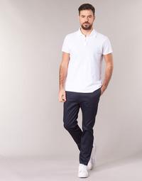 Oblečenie Muži Nohavice Chinos a Carrot Diesel P-MAD-ICHIRO Námornícka modrá