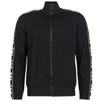 Oblečenie Muži Cardigany Diesel K KER A Čierna