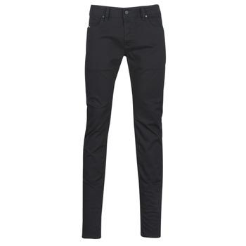 Oblečenie Muži Džínsy Skinny Diesel SLEENKER Čierna